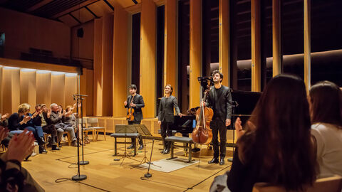 Brussels Philharmonic, Julia Pusker, Trio Zadig