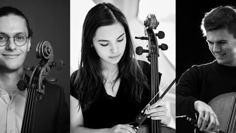 Laureaten Koningin Elisabethwedstrijd 2022 : cello