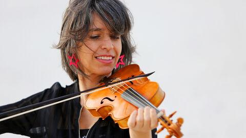 Amandine Beyer & Festivalorkest