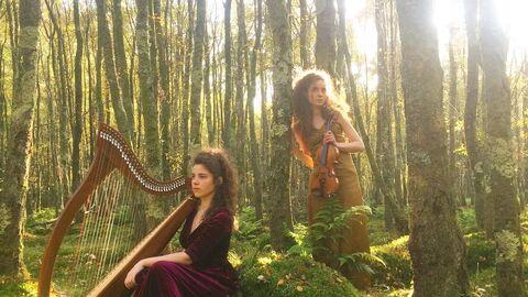 JenliSisters - In het betoverde bos