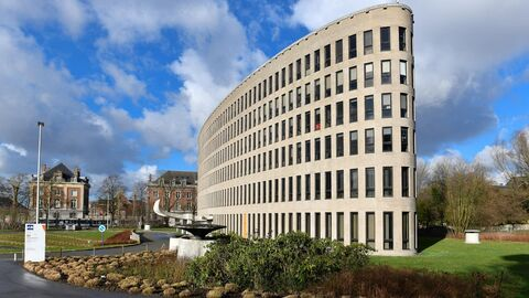 Visite guidée : Le campus de la VUB et visite du bâtiment Braem