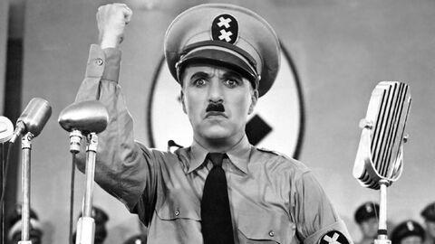 De Dictator verfilmd