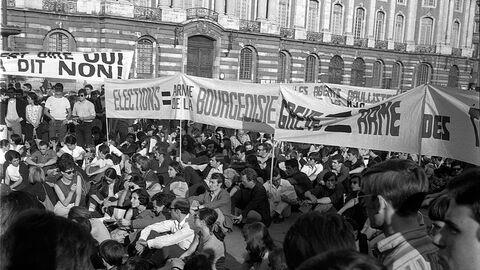 Mei 68, 50 jaar later