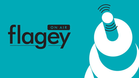 Flagey on Air