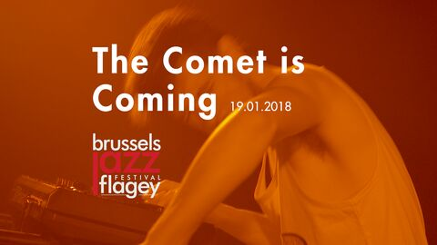 Video: The Comet is Coming in Flagey