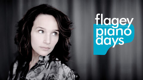 Zes dagen piano met de Flagey Piano Days