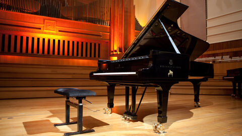 Koningin Elisabethwedstrijd 2020: piano